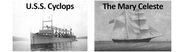 The Mary Celeste - Bermuda Triangle image