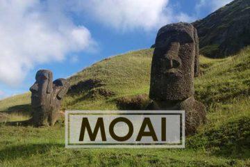 Moai - Easter Island Thumbnail
