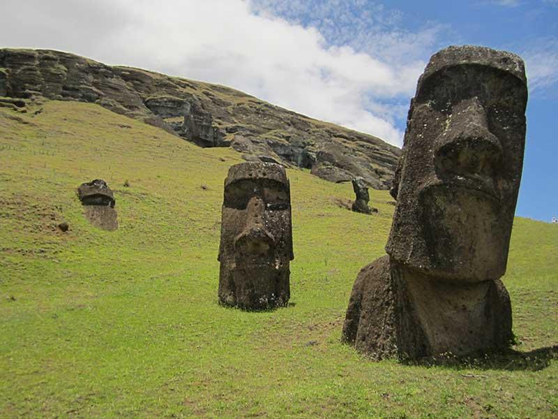 Moai - Rapa Nui