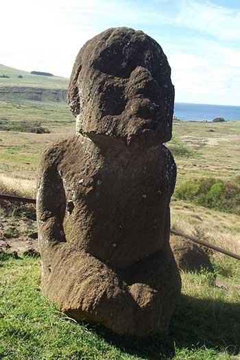 Tukuturi Easter Island