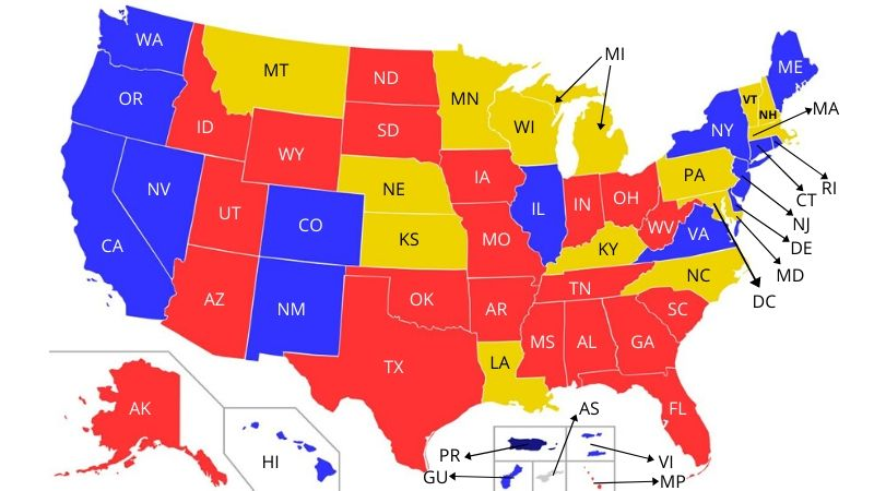 State Postal Abbreviations - AP Style State Abbreviations - State abbreviations